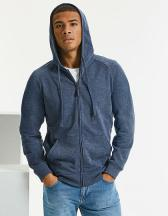 Mens HD Zipped Hood Sweat