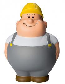 SQUEEZIES® Bauarbeiter Bert®